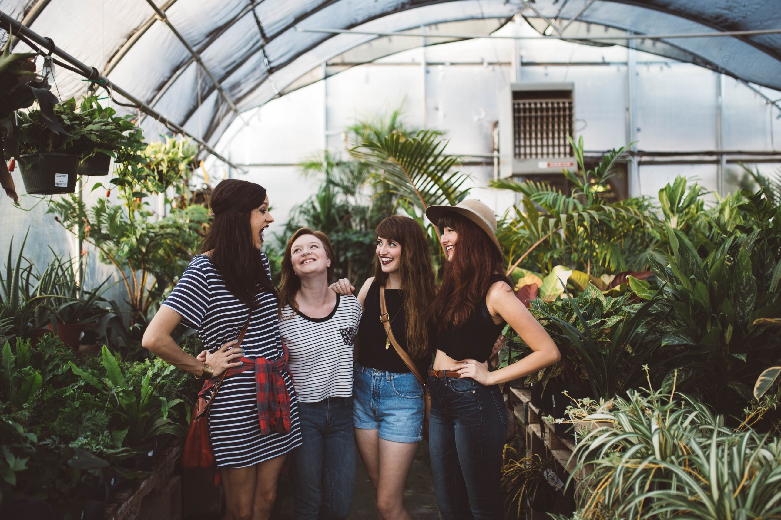 Young Women for Greenhouse